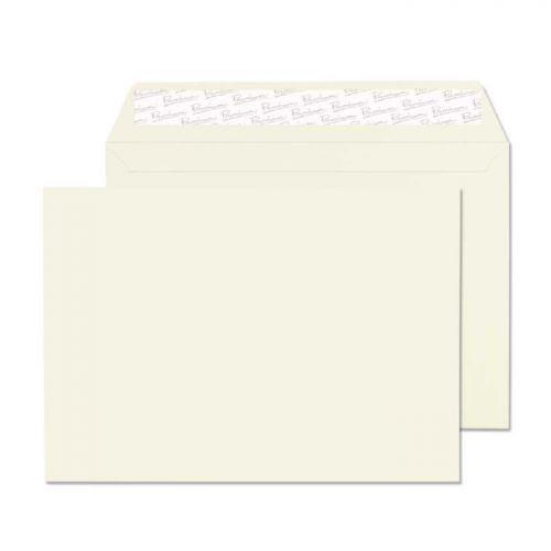 Blake Premium Business Oyster Wove Peel & Seal Wallet 162X229mm 120Gm2 Pack 50 Code 71455 3P