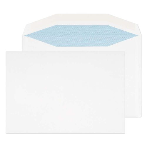 Blake Purely Everyday White Gummed Mailer 162x235mm 110gsm Pack 500 Code 8407