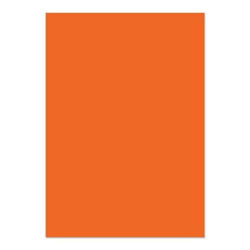 Blake Creative Colour Pumpkin Orange Paper A4 297x210mm 120gsm (Pack 50) Code 86405