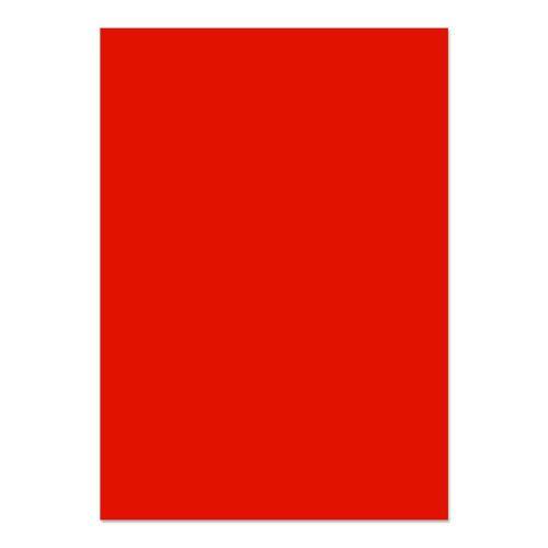 Blake Creative Colour Pillar Box Red Paper A4 297x210mm 120gsm (Pack 50) Code 86406
