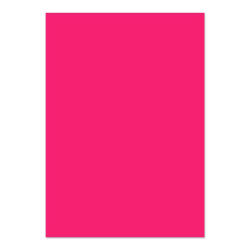 Blake Creative Colour Shocking Pink Paper A4 297x210mm 120gsm (Pack 50) Code 86442