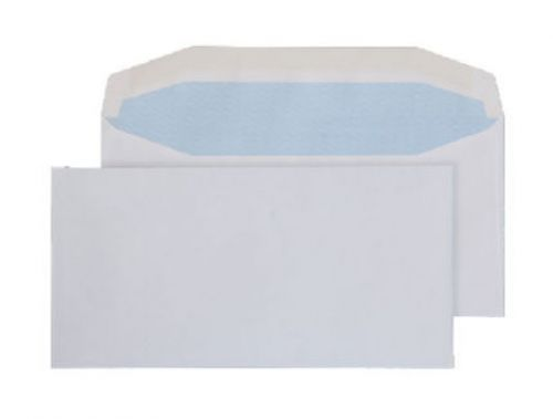 Blake Purely Everyday White Gummed Mailer 110X220mm 110Gm2 Pack 1000 Code 8701 3P