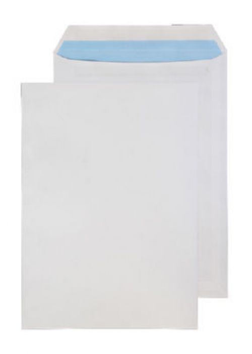 Purely Everyday Pocket Self Seal White 110gsm C4 324x229mm Ref 8891 [Pack 250] *10 Day Leadtime*