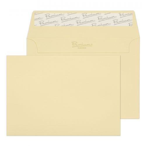 Blake Premium Business Vellum Laid Peel & Seal Wallet 114X162mm 120Gm2 Pack 500 Code 95880 3P
