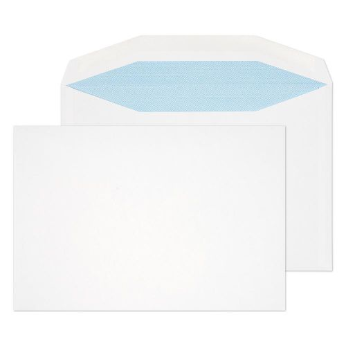 Blake Purely Everyday White Gummed Mailer 162x235mm 100gsm Pack 500 Code 9807