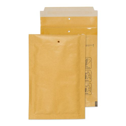 Blake Purely Packaging Gold Peel & Seal Padded Bubble Pocket 165x110mm 90gsm Pack 200 Code A/000 GOLD
