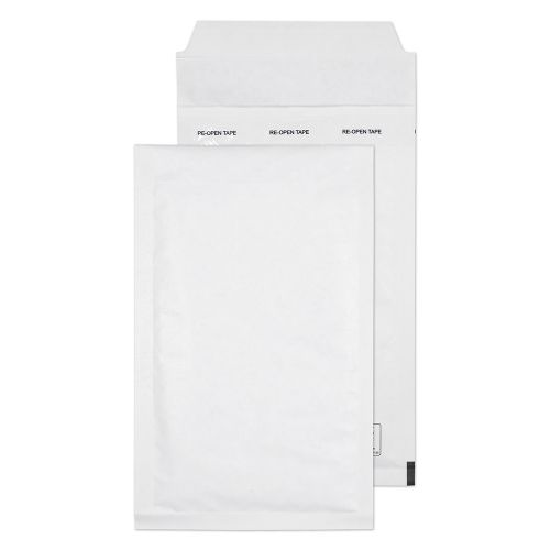 Blake Purely Packaging Padded Bubble Pocket Envelope DL 220x120mm Peel and Seal 90gsm White (Pack 200)