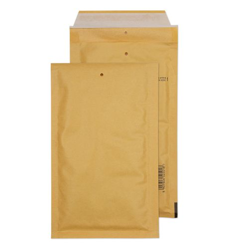 Blake Purely Packaging Gold Peel & Seal Padded Bubble Pocket 215x120mm 90gsm Pack 200 Code B/00 GOLD
