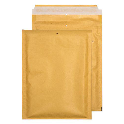 Blake Purely Packaging Gold Peel & Seal Padded Bubble Pocket 215x150mm 90gsm Pack 100 Code C/0 GOLD