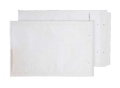 Blake Purely Packaging White Peel & Seal Padded Bubble Pocket 215x150mm 90gsm Pack 100 Code C/0 PR