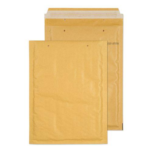 Blake Purely Packaging Gold Peel & Seal Padded Bub ble Pocket 260X180mm 90G Pk100 Code D/1 Gold 3P