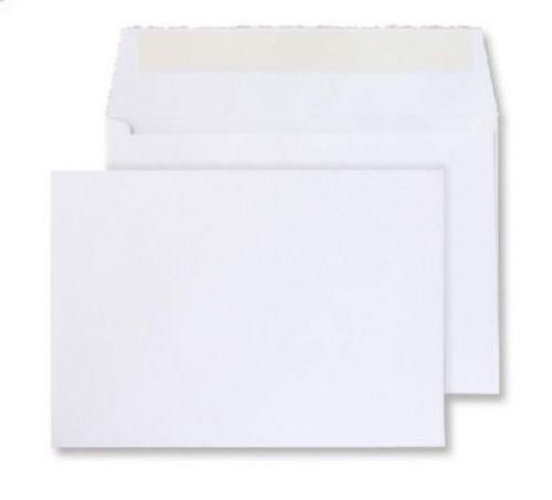 Creative Senses Wallet P&S Beautifully White 180gsm C6 114x162mm Ref DE143 Pk 50 *10 Day Leadtime*