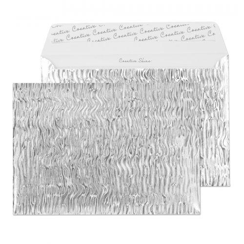 Creative Shine Wallet P&S Metal Ripple 140gsm C5 162x229mm