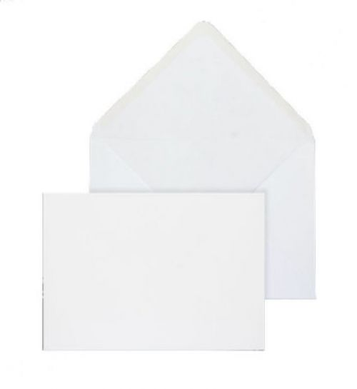 Blake Purely Everyday Ultra White Gummed Banker Invitation 133X185mm 120Gm2 Pack 500 Code Env2208 3P