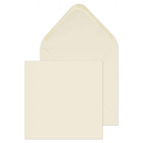Blake Purely Everyday Cream Gummed Square Banker Invitation 155X155mm 100G Pk500 Code Env4275 3P