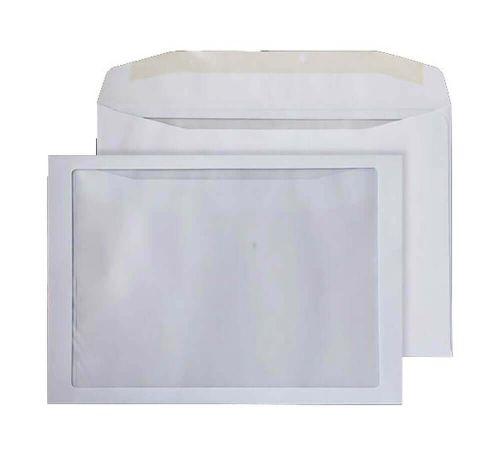 Blake Purely Everyday White Window Gummed Mailer 229x324mm 100gsm Pack 250 Code FFW370