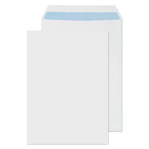 Blake Purely Everyday Pocket Envelope C4 Self Seal Plain 100gsm White (Pack 250)