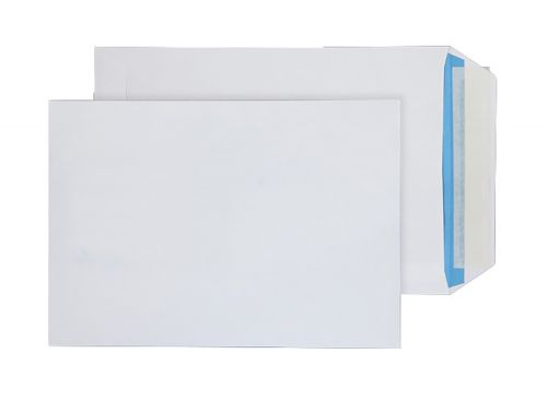 Blake Environmental Envelopes C5 Pocket Peel & Seal 110gsm White Ref FSC065 [Pack 500]