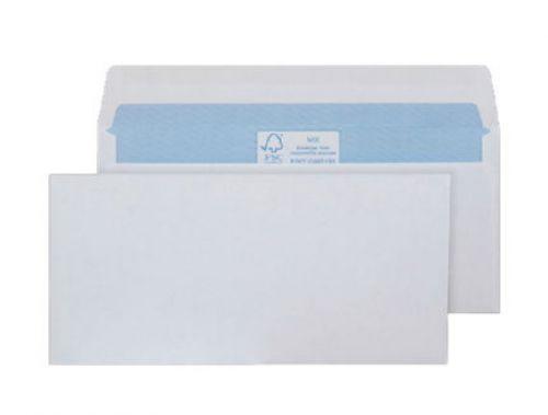 Purely Environmental Mailer Gummed White 90gsm DL 110x220mm Ref FSC275 Pk 1000 *10 Day Leadtime*