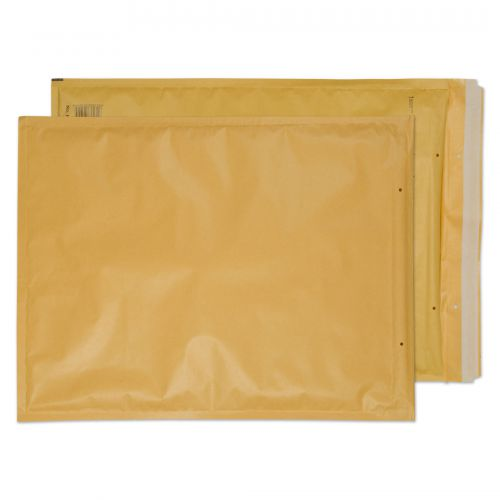 Blake Purely Packaging Padded Bubble Pocket P&S 470x345mm Gold Ref K/7GOLD [Pk50] *10 Day Leadtime*