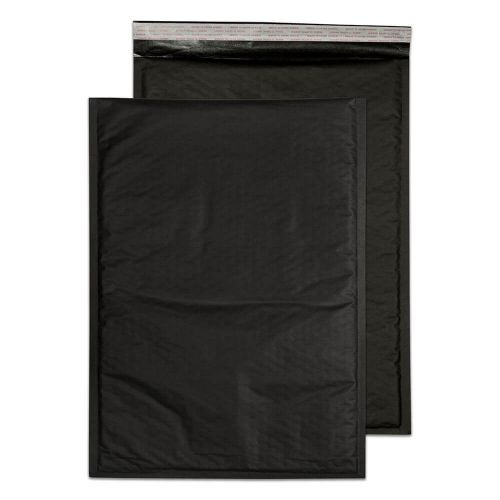 Purely Packaging Envelope P&S 470x350mm Bubble Envolite Black Ref KBP470 [Pk 50] *10 Day Leadtime*