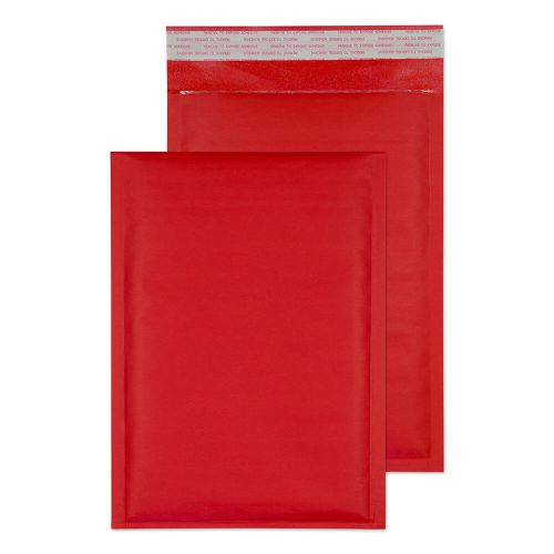Blake Purely Packaging Red Peel & Seal Padded Bubb le 260X180mm 110Gm2 Pack 100 Code Krd260 3P