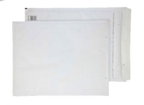 Blake Purely Packaging White Peel & Seal Padded Bubble Pocket 660X460mm 90Gm2 Pack 50 Code L/8 3P