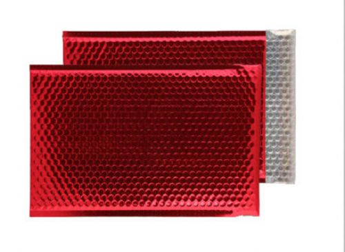 Purely Packaging Padded Envelope P&S C4+ Metallic Red Ref MBR324 [Pk 100] *10 Day Leadtime*