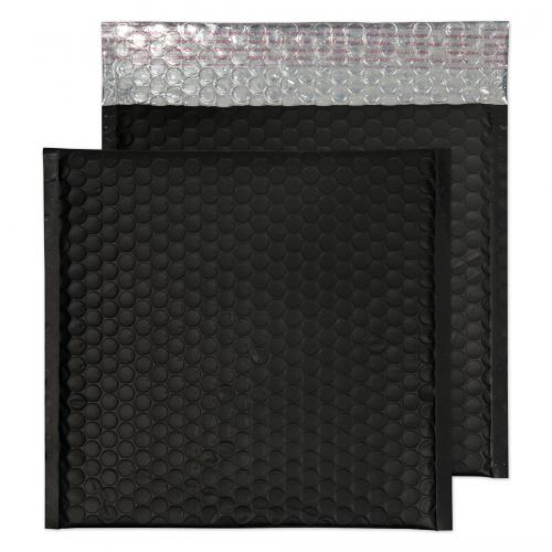 Blake Purely Packaging Jet Black Peel & Seal Squar e Wallet 230X230mm 70Mu Pack 100 Code Mtb230 3P
