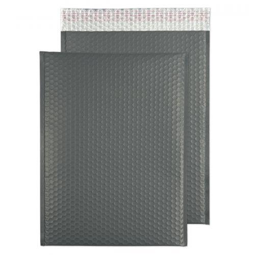 Blake Purely Packaging Graphite Grey Peel & Seal Pocket 450X324mm 70Mu Pack 50 Code Mtgg450 3P