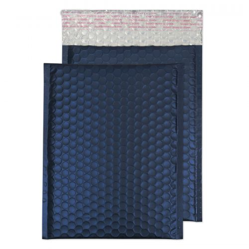 Blake Purely Packaging Oxford Blue Peel & Seal Poc ket 250X180mm 70Mu Pack 100 Code Mtn250 3P