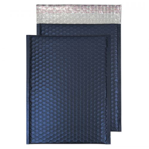 Blake Purely Packaging Oxford Blue Peel & Seal Pocket 324X230mm 70Mu Pack 100 Code Mtn324 3P
