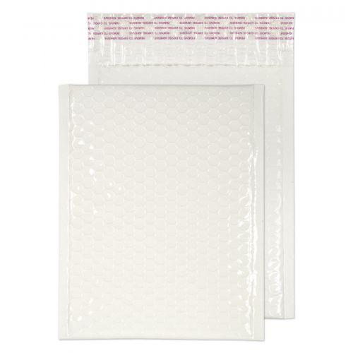 Blake Purely Packaging White Neon Gloss Peel & Sea l Pocket 250X180mm 70Mu Pack 100 Code Ngw250 3P
