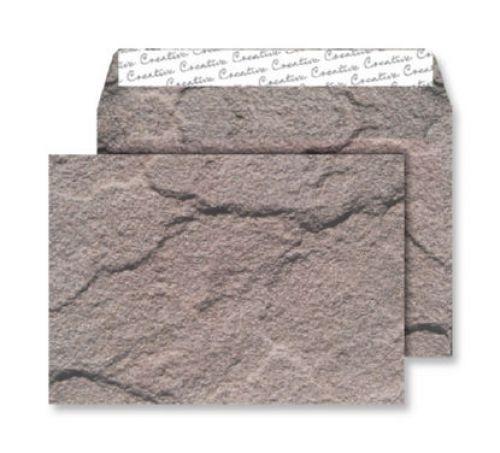 Creative Senses Wallet P&S Dartmoor Granite 135gsm C5 162x229mm Ref NT356 Pk 125 *10 Day Leadtime*