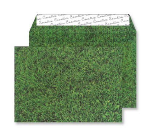 Blake Creative Senses Fresh Mown Grass Peel & Seal  Wallet 162X229mm 135Gm2 Pack 125 Code Nt358 3P