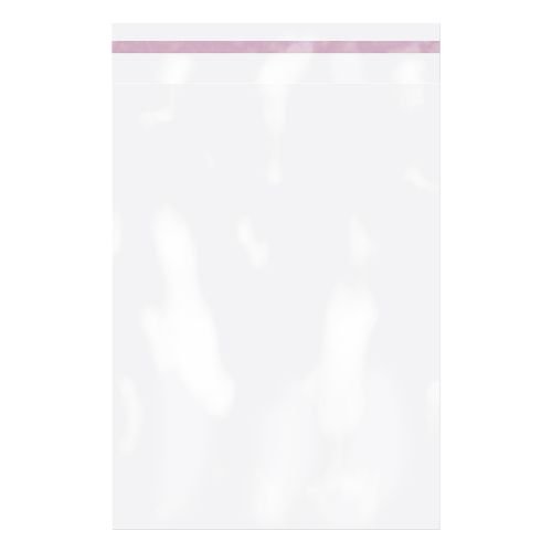 Blake Purely Packaging Clear Peel & Seal Polythene Pocket 320x240mm 38Mu Pack 1000 Code PE40/C/100