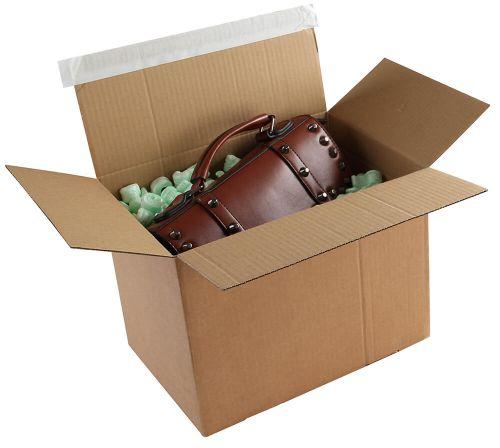Blake Purely Packaging Kraft Peel & Seal Postal Bo x 340X250X130mm 131 Pack 20 Code Peb50 3P
