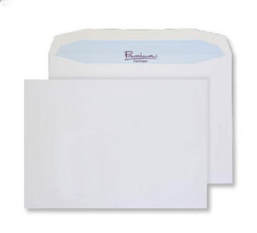 Blake Premium Postfast White Gummed Mailer 229X324 mm 100Gm2 Pack 250 Code Pf709 3P