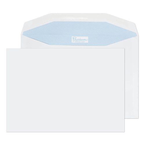 Blake Premium Postfast White Gummed Wallet 162x235mm 90gsm Pack 500 Code PF847IJ