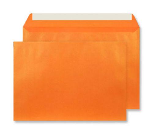 Blake Creative Shine Fireburst Orange Peel & Seal Wallet 162X229mm 120Gm2 Pack 250 Code Pl332 3P