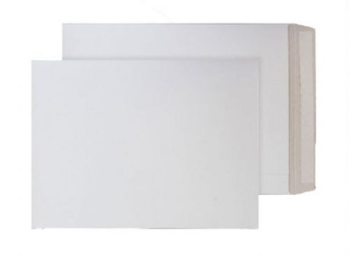 Purely Packaging Envelope All Board P&S 350gsm 330x248mm White Ref PPA11 [Pk 100] *10 Day Leadtime*