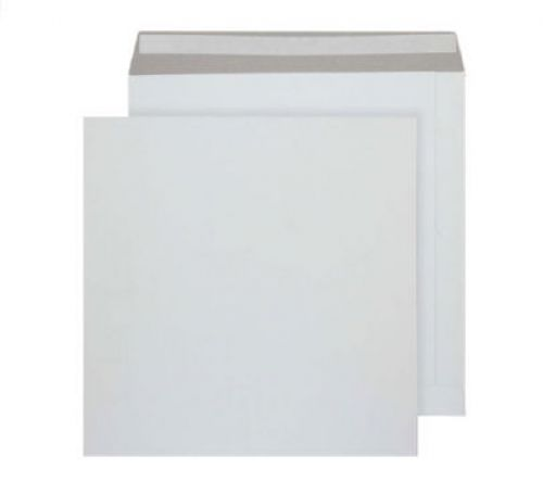 Purely Packaging Envelope All Board P&S 350gsm 340x340mm White Ref PPA13 [Pk 100] *10 Day Leadtime*