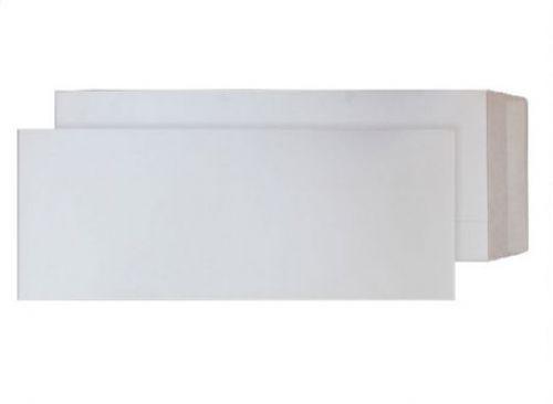 Blake Purely Packaging White Board Peel & Seal All  Board Pocket 460X185mm 350G Pk100 Code Ppa14 3P