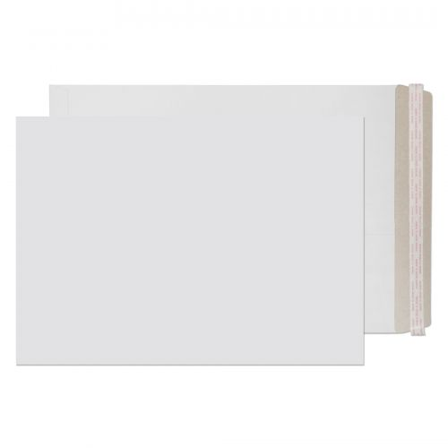 Blake Purely Packaging White Board Peel & Seal All Board Pocket 450X324mm 350G Pk100 Code Ppa17 3P