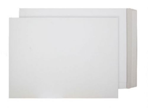 Purely Packaging Envelope All Board P&S 350gsm 508x381mm White Ref PPA18 [Pk 100] *10 Day Leadtime*