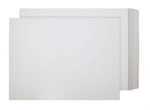 Blake Purely Packaging White Board Peel & Seal All  Board Pocket 508X381mm 350G Pk100 Code Ppa18 3P