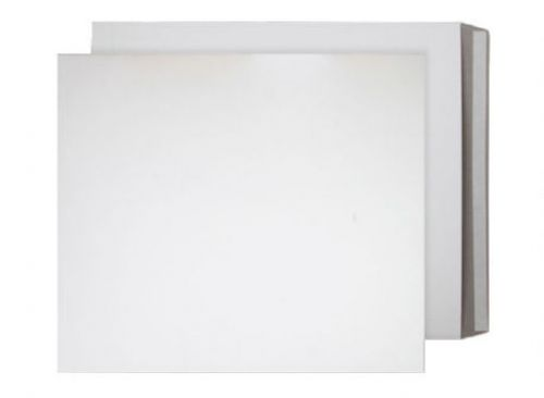 Purely Packaging Envelope All Board P&S 350gsm 525x460mm White Ref PPA19 [Pk 100] *10 Day Leadtime*