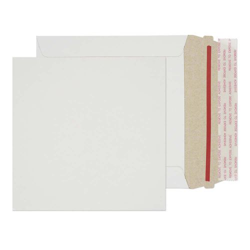 Blake Purely Packaging White Board Peel & Seal All Board Pocket 140X140mm 350G Pk200 Code Ppa1-Rs 3P