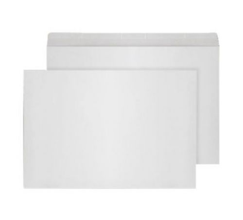 Blake Purely Packaging White Board Peel & Seal All Board Wallet 444X625mm 350G Pk50 Code Ppa20 3P