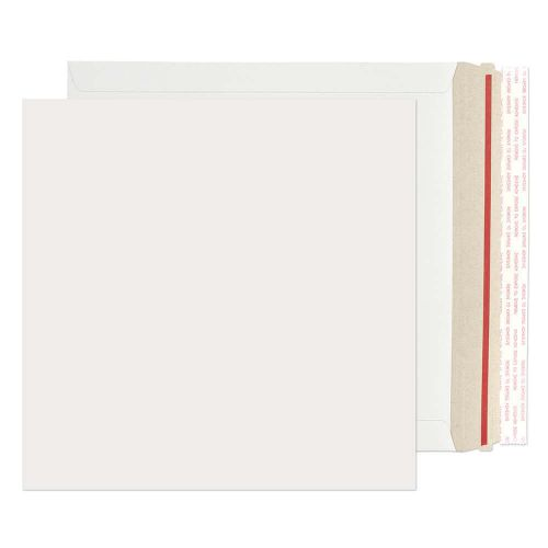 Blake Purely Packaging White Board Peel & Seal All Board Pocket 249X249 350G Pk100 Code Ppa21-Rs 3P